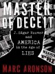Go to record Master of deceit : J. Edgar Hoover and America in the age ...
