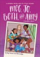 Go to record Meg, Jo, Beth, and Amy : a graphic novel